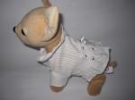 Платье для интерактивной собачки Снежинки (ЧЧЛ11) Dutunka