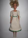 Платье для Барби Нежная классика (Б120)нет в наличии Dutunka