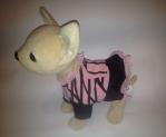 Платье для интерактивной собачки Чи Чи Лав Красное и розовое (ЧЧЛ126)бронь Dutunka