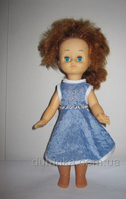 Платье для советской куколки Мальвинка (К14) Dutunka