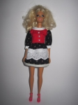 Кукольное платье для куклы Барби (Б161)нет в наличии Dutunka