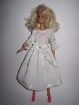Платье для куклы Барби Белоснежное (Б182)нет в наличии Dutunka
