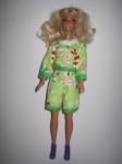 Комплект пижамный с  бриджами для куколки Барби (Б193)нет в наличии Dutunka