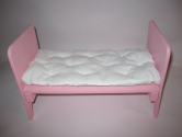 Кукольная постель для куколки Барби Бабочки (Б196) Dutunka