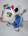 Комплект одежды  для собачки мальчика  Чи чи лав Синее настроение (Ч203) Dutunka