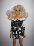 Трикотажное платье для куклы Барби (Б210)нет в наличии Dutunka