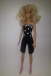 Комплект с шортами для куклы Барби Горошки (Б265) Dutunka