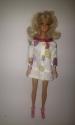 Баевый халат для куклы Барби Домашний (Б262) Dutunka