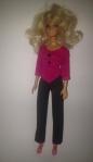 Брючный комплект для куклы Барби Модняшка (Б270) Dutunka