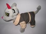 Комплект одежды для собачки Chi Chi Love  Стильный костюмчик (Ч355) Dutunka
