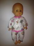 Теплая кукольная пижамка  Игрушки (К35-5) Dutunka