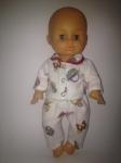 Комплект баевый пижамный для пупса 35 см (К35-6)нет в наличии Dutunka