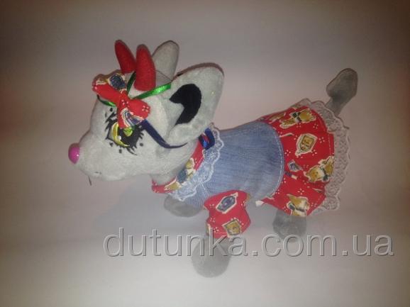 Платье для собачки Чи Чи Лав Модное лето (Ч374) Dutunka