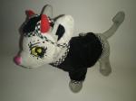 Вельветовый пиджак с кепочкой для собачки  мальчика Чи-чи лав  (Ч388) Dutunka
