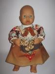 Платье для куклы Беби Анабель Летнее (А5) Dutunka