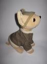 Пиджак для интерактивной собачки Пижон (ЧЧЛ57) Dutunka