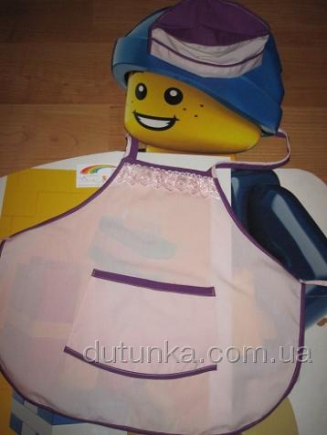 Фартук детский кухонный для девочки 10 лет (Ф58) Dutunka