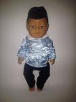 Коплект для пупса-мальчика Baby Born Блумчик (ББ676) Dutunka