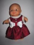 Платье с трусиками для маленькой Paola Reina Рубинчик(ПР70) Dutunka
