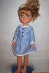 Платье для куклы (К7) Dutunka