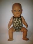 Комплект кукольного белья для пупса Беби борн Леопардовый (ББ759)нет в наличии Dutunka