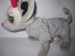 Рубашка для собачки-мальчика Чи Чи Лав Грей(Ч76) Dutunka