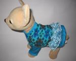 Платье летнее  для интерактивной собачки Чи Чи Лав  Причуда (ЧЧЛ86) Dutunka