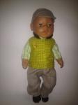 Комплект одежды с жилеточкой для пупса-мальчика Беби Бон  (ББ919) Dutunka