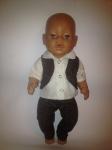 Комплект одежды для пупса-мальчика Беби Борн (ББ926) Dutunka