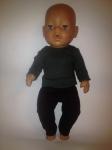 Комплект одежды с кофточкой для пупса-мальчика Беби борн (ББ929) Dutunka