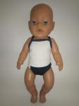 Комплект кукольного белья  для пупса Беби борн Мальчик (ББ980) Dutunka