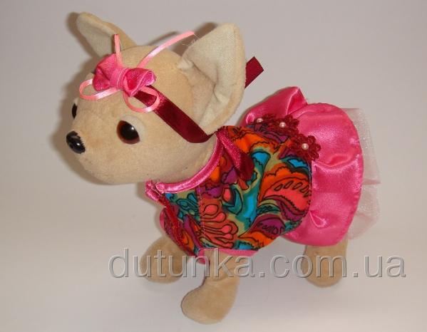 Платье летнее для интерактивной собачки Чи Чи Лав Лето (ЧЧЛ123) Dutunka