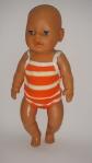 Комплект кукольного белья для пупса Беби  бон Полосатик (ББ627) Dutunka