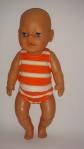 Комплект белья  для пупса Беби Борн Оранжевый (ББ760) Dutunka