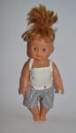 Брючный комплект для куколки Бельевой стиль (R99) Dutunka