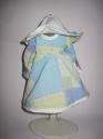 Платье летнее со шляпкой Летний луг (R25) Dutunka