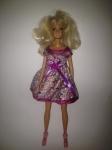Летнее платье для Барби Малинка (Б240)нет в наличии Dutunka