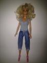 Джинсовый комплект для куклы Барби Модняшка(Б300)нет в наличии Dutunka