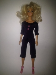 Комплект брючный для куклы Барби Ультрафиолет (Б82) Dutunka