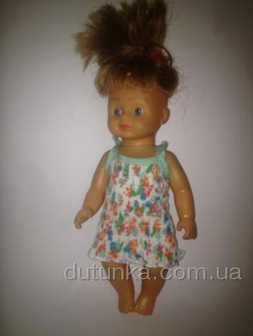 Платье летнее для куколки Лето (R39) Dutunka