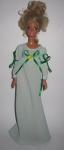 Платье длинное для куклы Барби Нежность (Б33)нет в наличии Dutunka