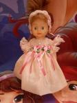 Бальное платье для куклы Аврора (R81) Dutunka