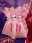 Бальное платье для куколки  Аврора (К32-1) Dutunka