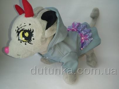 Платье комбинированное для собачки Чи Чи Лав Фиона(Ч328) Dutunka