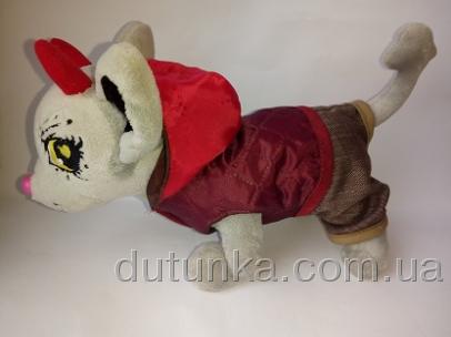 Комплект теплой одежды  для собачки Чи чи лав (Ч342) Dutunka