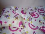 Кукольная постель для пупса-девочки Беби Борн Утенок (ББ701) Dutunka