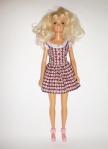 Платье для куклы Барби  (Б108) Dutunka