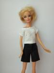 Костюм брючный для куклы Барби Модный стиль(Б269) Dutunka