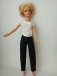 Комплект брючный для куклы Барби Прогулка (Б265) Dutunka