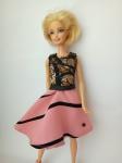 Комплект одежды для куклы Барби Ультрамода (Б242) Dutunka